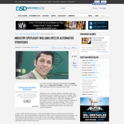 Industry Spotlight_ William Lopez of Alternative Strategies